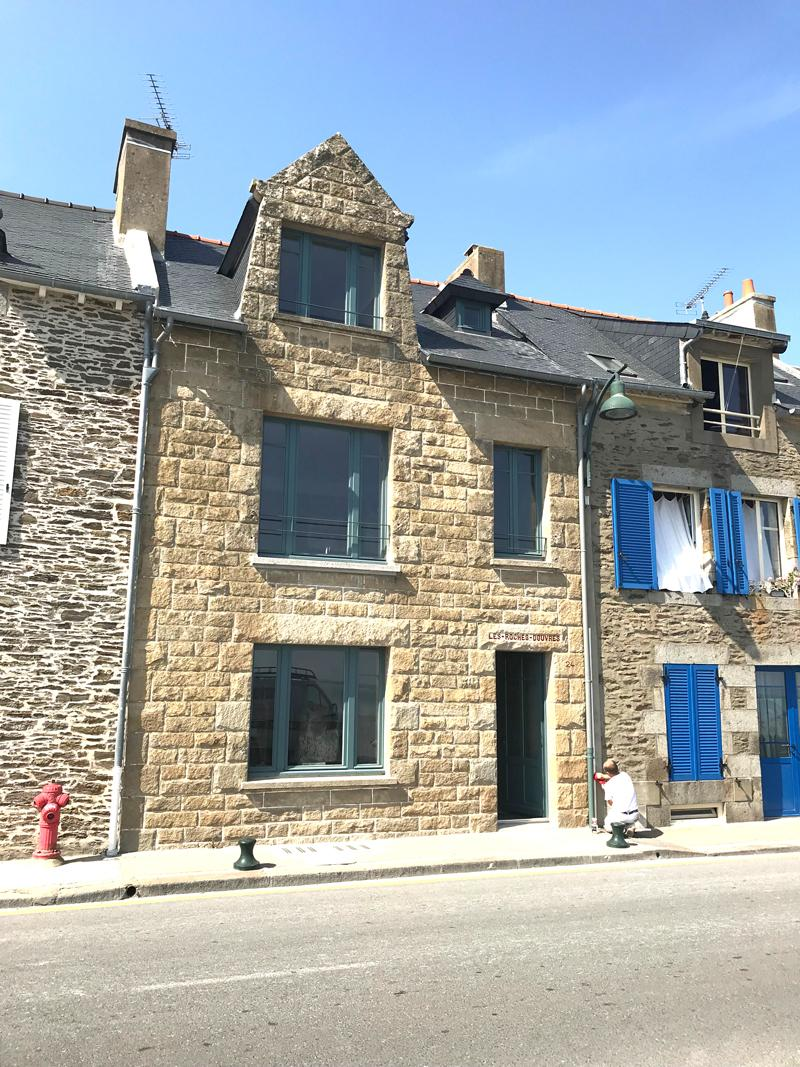 renovation  toiture cancale